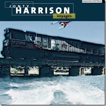 Jonty Harrison – Voyages