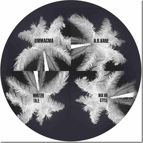 Ummagma   A.R.Kane - Winter Tale (cover artwork)
