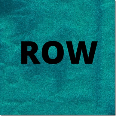 Andreas O. Hirsch – Row