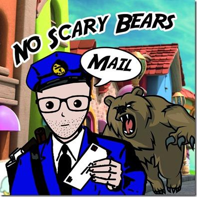 No Scary Bears