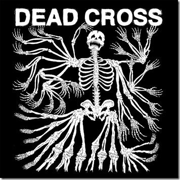 Dead Cross Cover