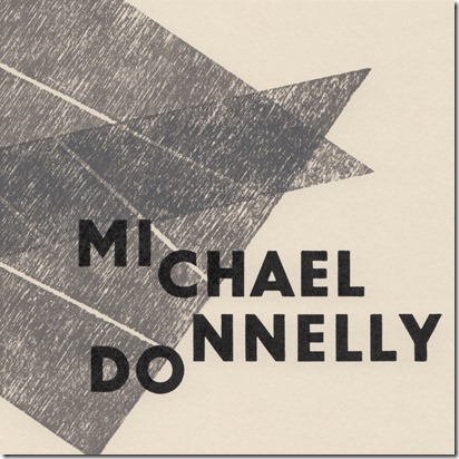 Michael Donnelly - Why So Mute, Fond Lover