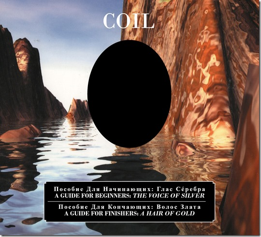 COIL A Guide For Beginners - A Guide For Finishers - Lo res album cover for web