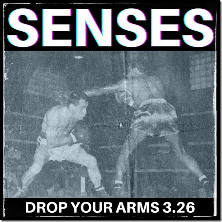 SENSES_Drop Your Arms_Single Artwork