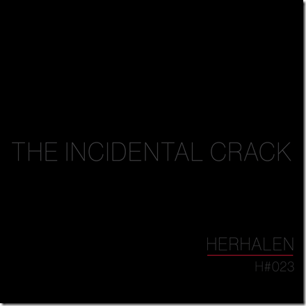 023 The Incidental Crack - cover